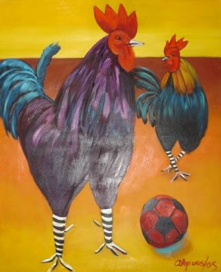 roosters_jugando_fut_120x100cm_alopaeus_1800