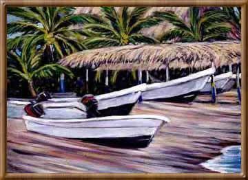 fishing_boats_palapa_1998_22x28