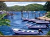 fishing_boats_and_bridge_1998_36x42