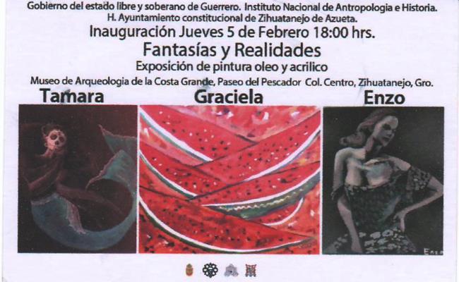 Art Show Zihuatanejo
