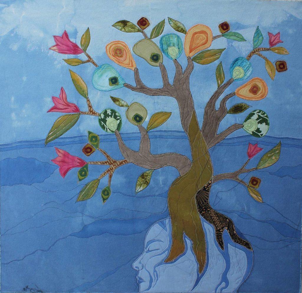 Katalina Guerrero: Encarnacion IX. Gallery Bistro art showing