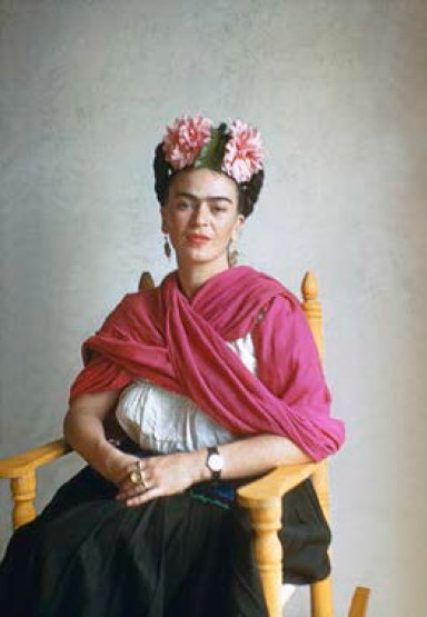 Frida, San Angel 1941 - Nickolas Muray 1941