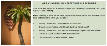 Capella Art Classes