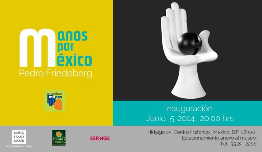 Manos Por Mexico Exhibit 2014